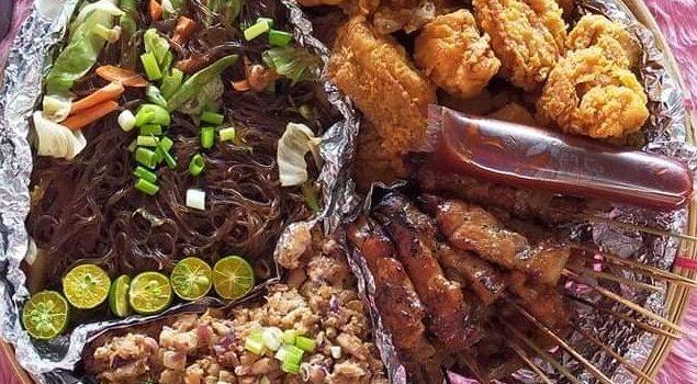 Famous Food Bilao